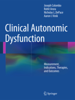 Clinical Autonomic Dysfunction Book